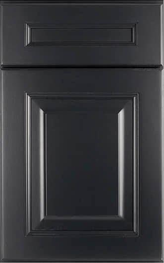 Sussex II RP Paint Black