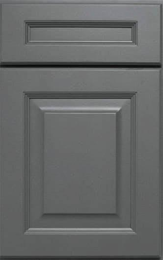 Sussex II RP Paint Pewter