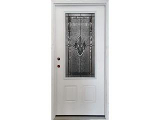 Fiberglass Flower Door Unit 22 x 48